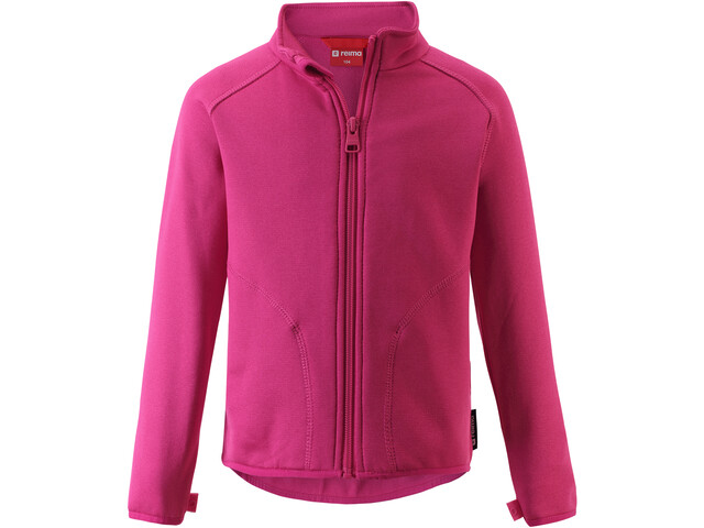 Reima Klippe Sweat-shirt de survêtement Enfant, raspberry pink